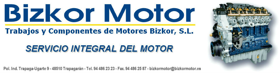 Logo Bizkor Motor